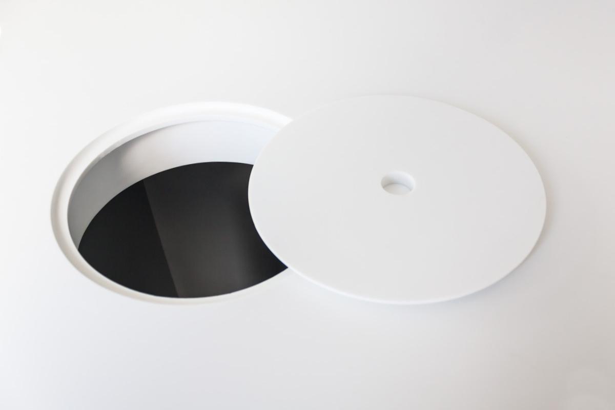 Tapa cubo basura Ø20cm