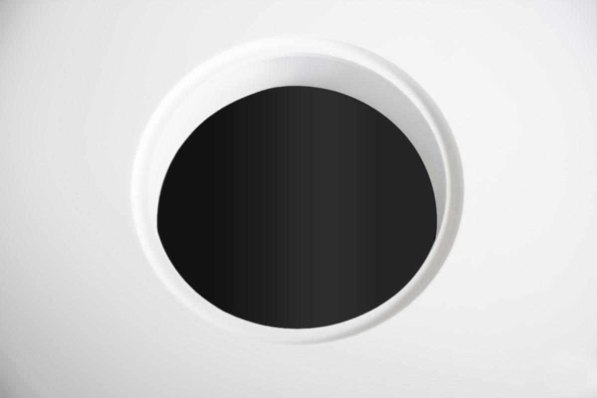 Hueco cubo basura (sin tapa)